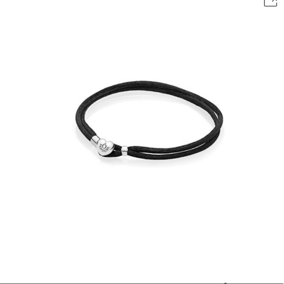 Pandora Jewelry - New Pandora Cord Bracelet